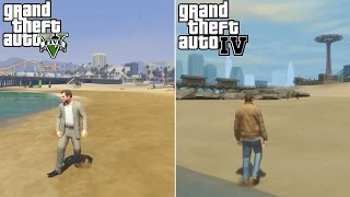 GTA 4 is better than GTA 5 - 10 THINGS GTA 4 DID BETTER THAN GTA 5