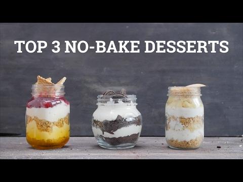 Video Top 3 no-bake desserts [BA Recipes]