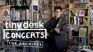 The Mountain Goats: NPR Music Tiny Desk Concert From The Archives