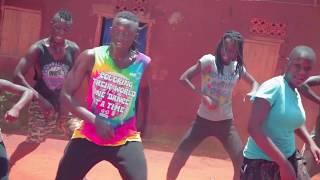 Komole [Eddy Kenzo] - Ibra Buwembo ft. OneLife music[Official Dance video]