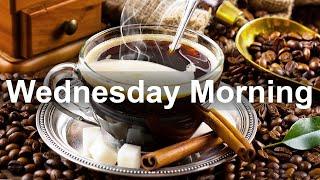 Wednesday Morning Jazz - Good Mood Jazz Cafe and Bossa Nova Music