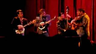 Punch Brothers- Heart in a Cage
