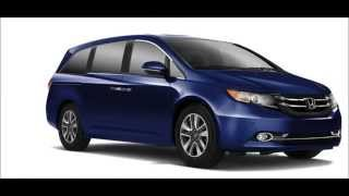preview picture of video '2015 Honda Odyssey Colors - Hagerstown Honda'