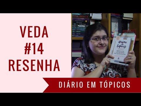 VEDA #14 - #Resenha: Diário em Tópicos - Rachel Wilkerson Miller | Estante, Livros, Coleção #31