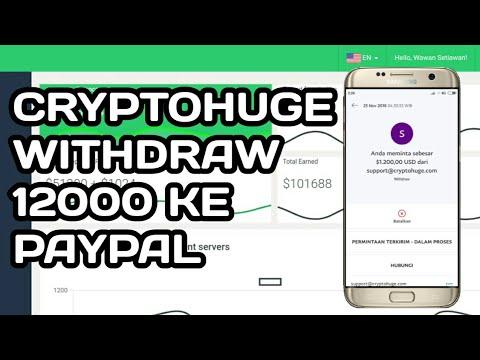 mp4 Cara Withdraw Cryptohuge Ke Paypal, download Cara Withdraw Cryptohuge Ke Paypal video klip Cara Withdraw Cryptohuge Ke Paypal