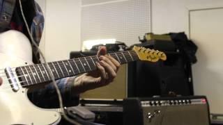 Alan Jackson - Long Long Way (Telecaster Solo w/TABS)
