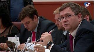 Депутаты гордумы утвердили проект установки бюста Гавриила Державина