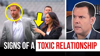 The Body Language Guy REACTS to Meghan and Harry's TOXIC relationship - [ Episode 35 ]