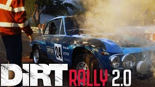 Dirt Rally 2.0 #1 - Damage In The Dirt