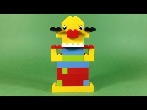 How To Build Lego Flower 4630 Lego Build Play Box Building