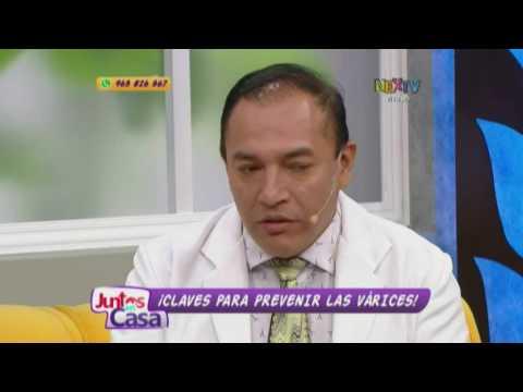 Trombosi di trattamento di nodi esterno