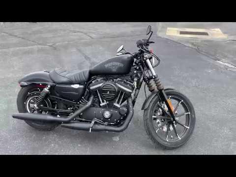 2017 Harley-Davidson Iron 883™ in Tyrone, Pennsylvania - Video 1