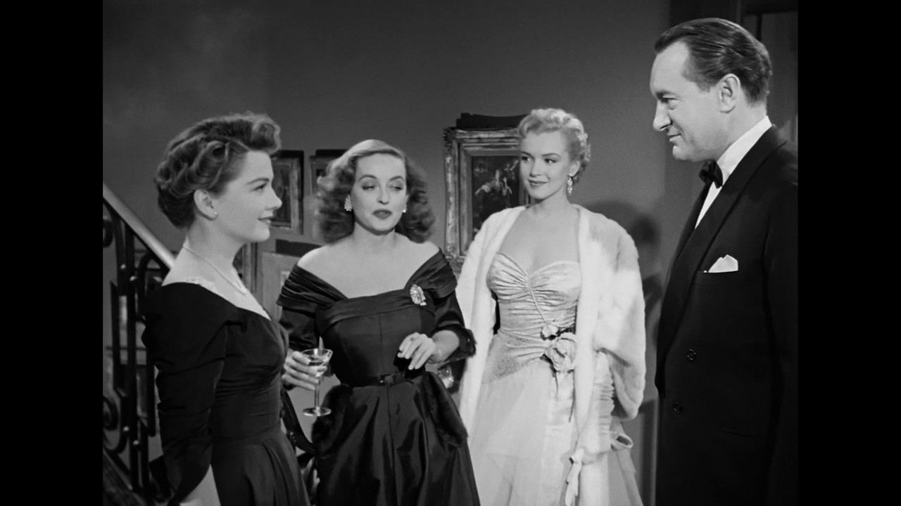 "All About Eve | ""Fasten Your Seatbelts\"" Clip"
