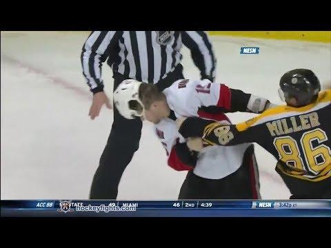 Zack Smith vs Kevan Miller