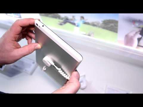 Prvi vtis tabličnega računalnika Huawei MediaPad T1