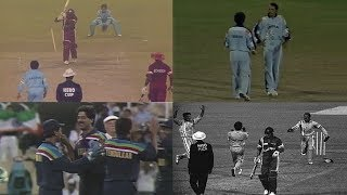 Top 7 Moments when Sachin proved to be Azharuddin's Trump Card with the Ball in Pressure Situations