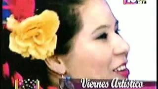 E P Danzas folkoricas hondurea 13 09 2013