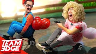 Mario Kart BATTLE In Real Life!! ft: Markiplier!