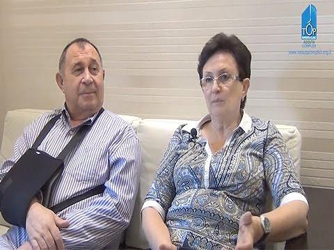 Замена плечевого сустава в Израиле, отделение ортопедии клиники Тель-Авива