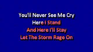 Frozen Let It Go Karaoke