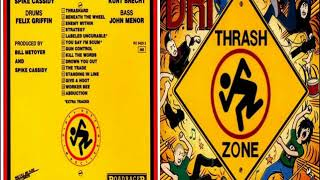 D R I Thrash Zone Full Album