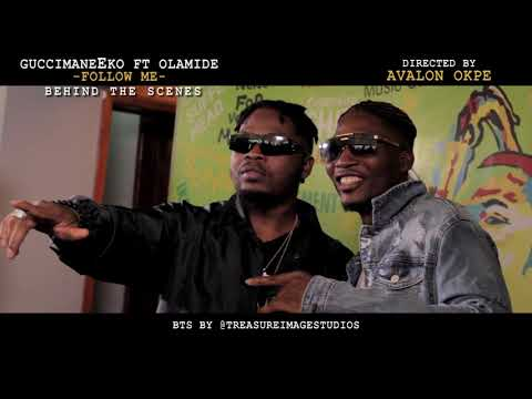 Guccimaneeko - FOLLOW ME Ft olamide [official dance video