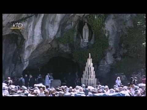 Chapelet à Lourdes du 22 juin 2019 Chapelet à Lourdes du 22 juin 2019