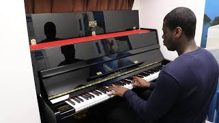"""New Shapes""   Diplo Ft. Octavian (Piano Cover)   Patrick Yeboah"