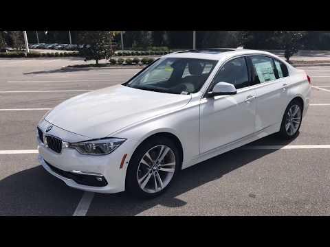 2016 BMW 328I SEDAN / BMW OF OCALA / WALKAROUND / 18IN WHEELS