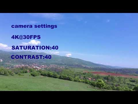 2nd FLIGHT TESTING 1000meters range EXCELLENT DRONE