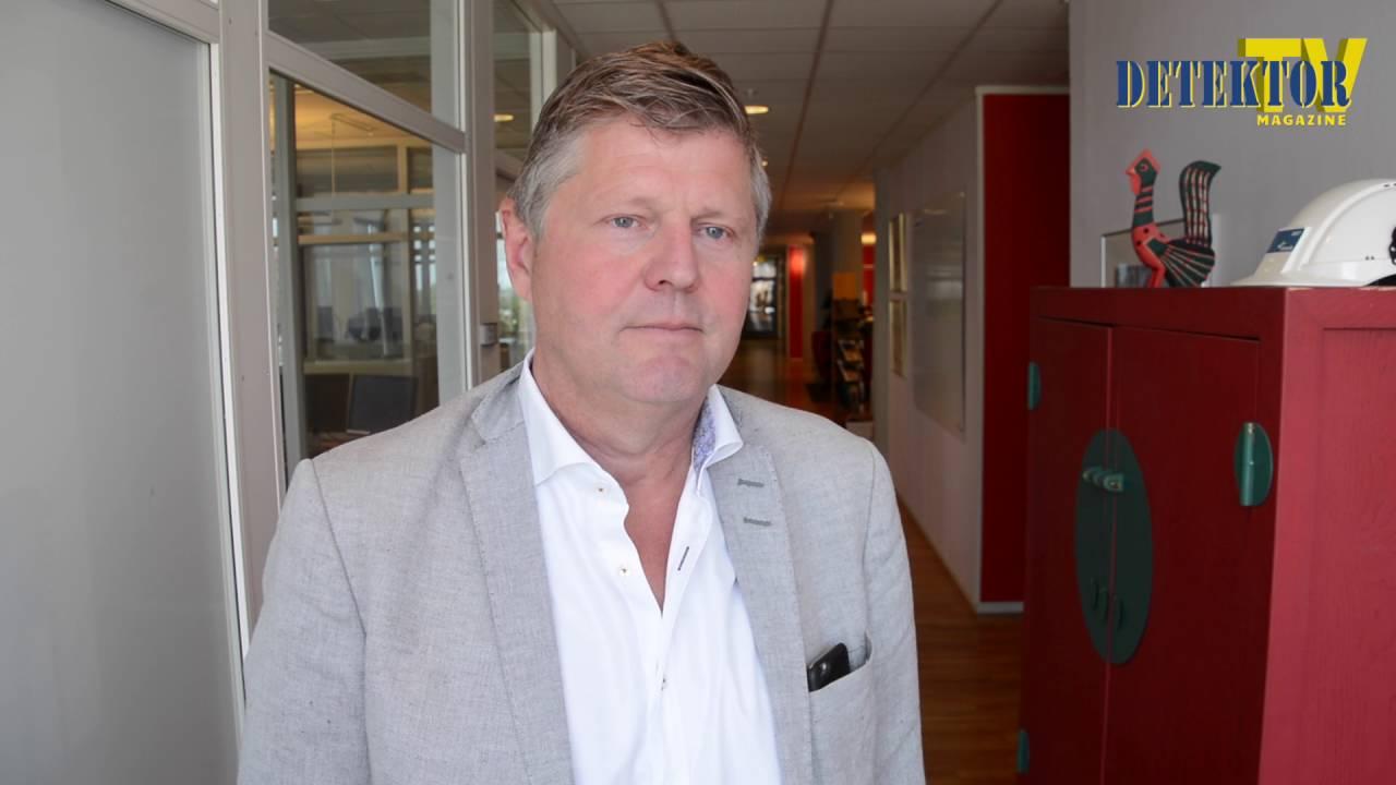 Intervju med Sven Klockare, VD, Bravida Säkerhet