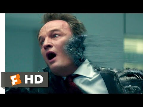 Terminator Genisys (2015) - Taking Down the T-3000 Scene (6/10) | Movieclips