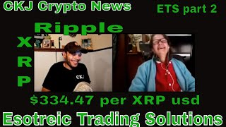 Ripple XRP can solve the worlds 180 trillion dollar problem EsotericTradingSolutions CKJ Crypto News