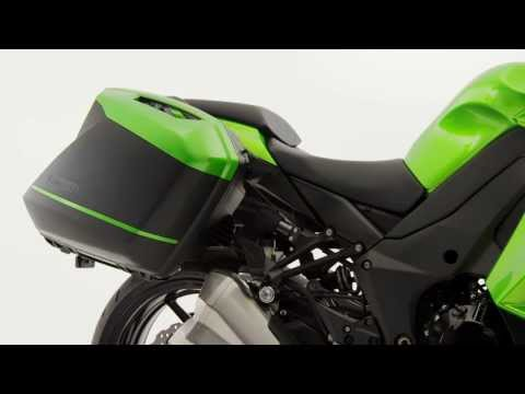 2014 Kawasaki Z1000SX - Resmi Video