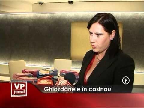 Ghiozdanele in casinou