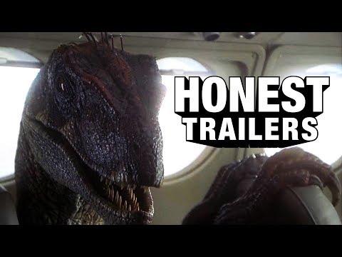 Jurský park 3 - Upřímné trailery