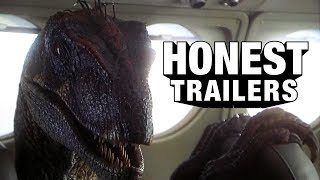 Honest Trailers - Jurassic Park 3 - Video Youtube