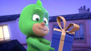 Герои в масках - Гекко спасает Рождество - мультики для детей