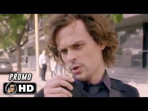 CRIMINAL MINDS The Final Season Official Promo Trailer (HD) Matthew Gray Gubler