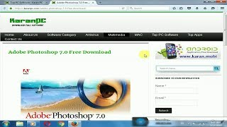 photoshop software free download full version for windows 7