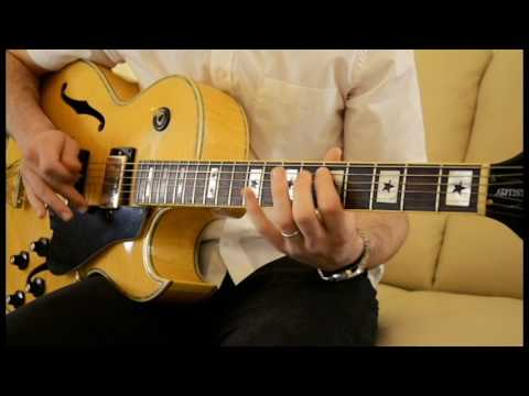 Charlie Parker - Ornithology (Leo Padroni guitar transcription)