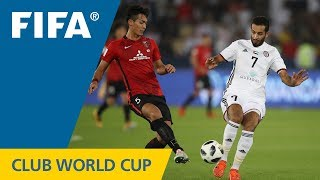 Al Jazira v Urawa Red Diamonds - FIFA CLUB WORLD CUP UAE 2017