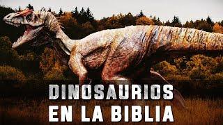 DINOSAURIOS EN LA BIBLIA, Evangelio habla de Dragones en el mundo pre-adamico, respuestas en genesis