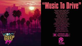 'Music to Drive' | Best of Synthwave, Synthpop & New Retro Wave Electro Music Mix