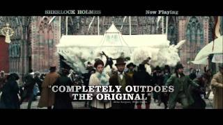 Sherlock Holmes: A Game of Shadows - TV Spot 98