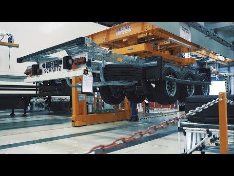 Schmitz Cargobull Anwenderbericht