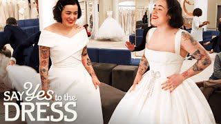 Bride Wants To Look Audrey Hepburn-esque On Her Wedding Day | Say Yes To The Dress America