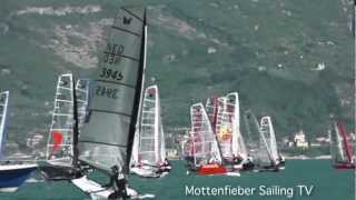 Italian Moth Nationals 2012, Race 4 and 5, 17.8.12