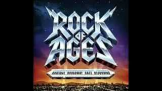 Rock of Ages- Wanted Dead or Alive