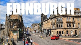 EXPLORING EDINBURGH | The Beautiful Capital Of Scotland